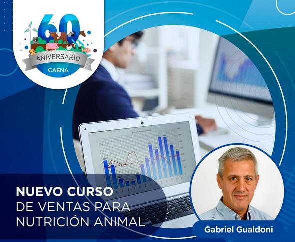 Argentina - Curso de Ventas para Nutrición Animal de  CAENA - Image 1