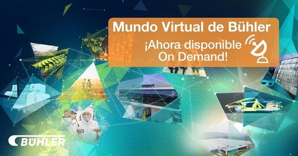 Nuevas tecnologías en el Mundo Virtual de Bühler - Image 1