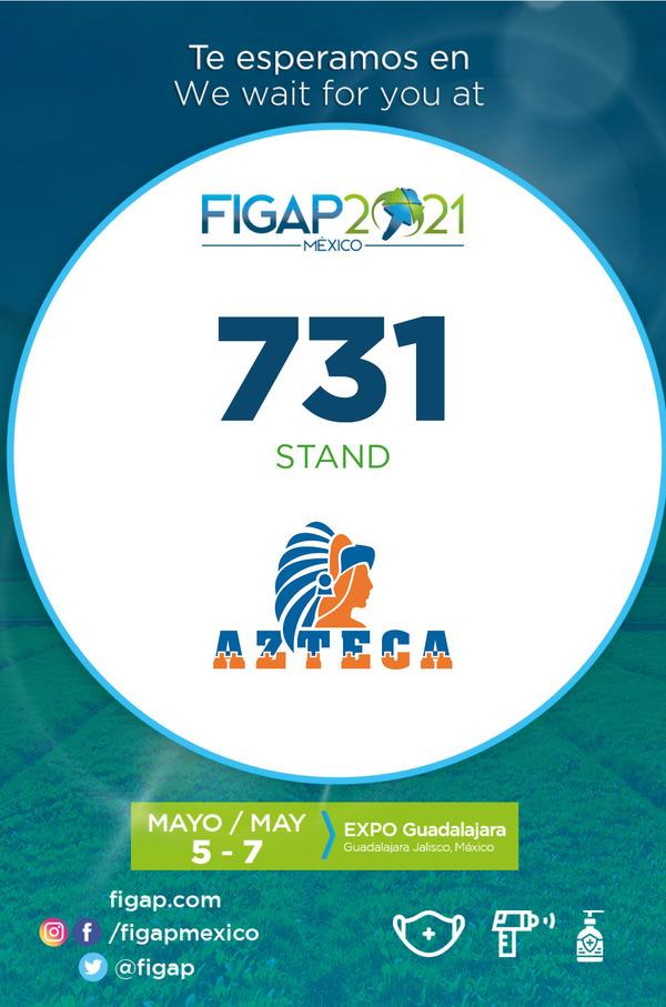 Molinos Azteca estará presente en FIGAP 2021 - Image 1
