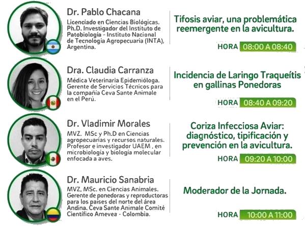 Colombia - AMEVEA organiza
