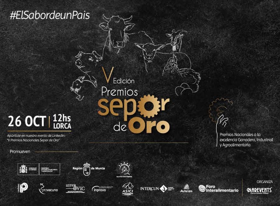SEPOR de Oro: 5ª edición de los Premios Nacionales - Image 1