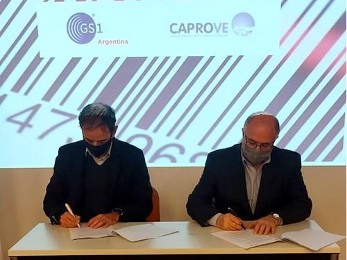 Argentina - CAPROVE firma convenio para codificar los productos veterinarios - Image 1