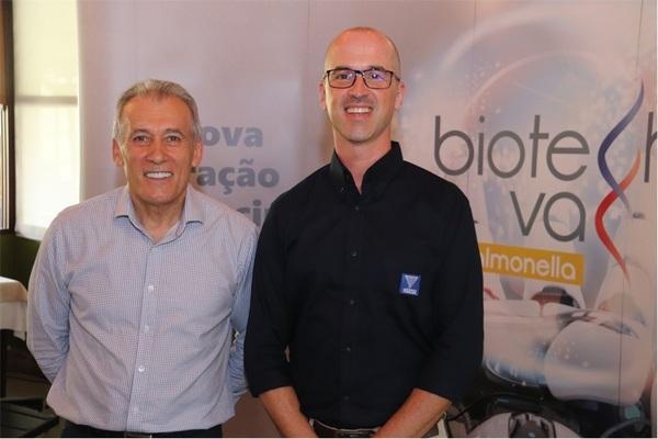 Vetanco Brasil presentó la innovadora tecnología de BiotechVac Salmonella a la prensa avícola de ese país - Image 1