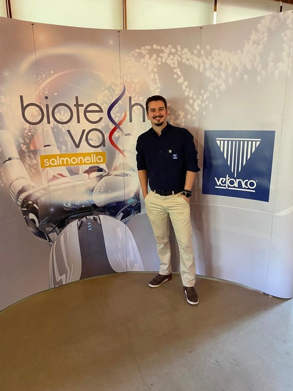 Vetanco Brasil presentó la innovadora tecnología de BiotechVac Salmonella a la prensa avícola de ese país - Image 6