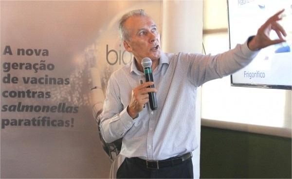 Vetanco Brasil presentó la innovadora tecnología de BiotechVac Salmonella a la prensa avícola de ese país - Image 3