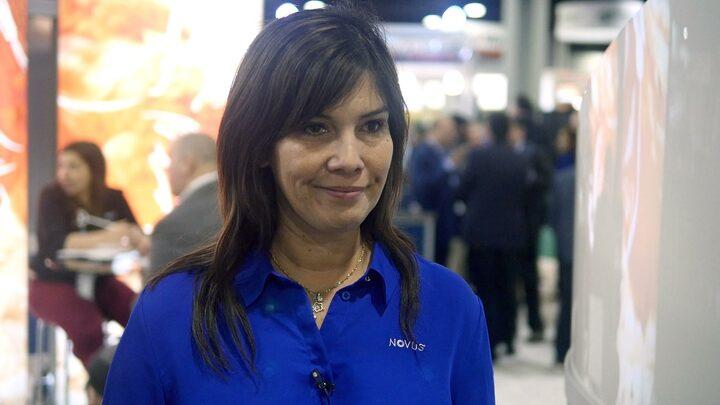Menor incidencia de miopatías. Patricia Acuña Gerente de Ventas para Novus...