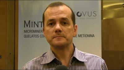 Nutrición con Minerales, Video de Ricardo Esquerra (Novus)